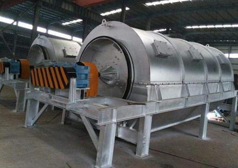 常规滚筒筛改造冷却式滚筒筛的具体步骤